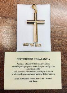 joya oro cruz
